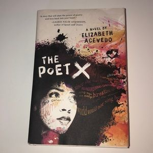 The Poet X: A Novel by Elizabeth Acevedo